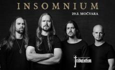 Insomnium 29. ožujka u Močvari