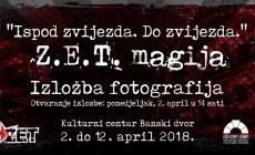 Izložba fotografija – Z.E.T. magija
