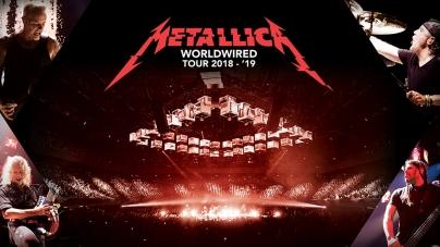 Metalika nastavlja svetsku turneju