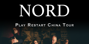 Nord na turneji po Kini
