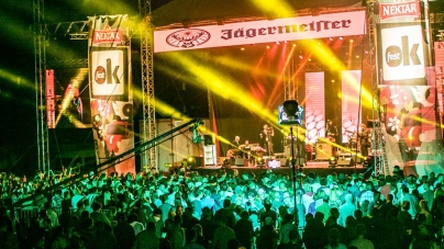 Nektar OK Fest 2018 – Program i satnice