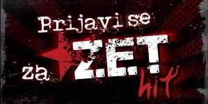 Z.E.T. vas poziva da se prijavite za Z.E.T. Hit