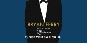 Rasprodata sva mesta u parteru za beogradski koncert Brajana Ferija