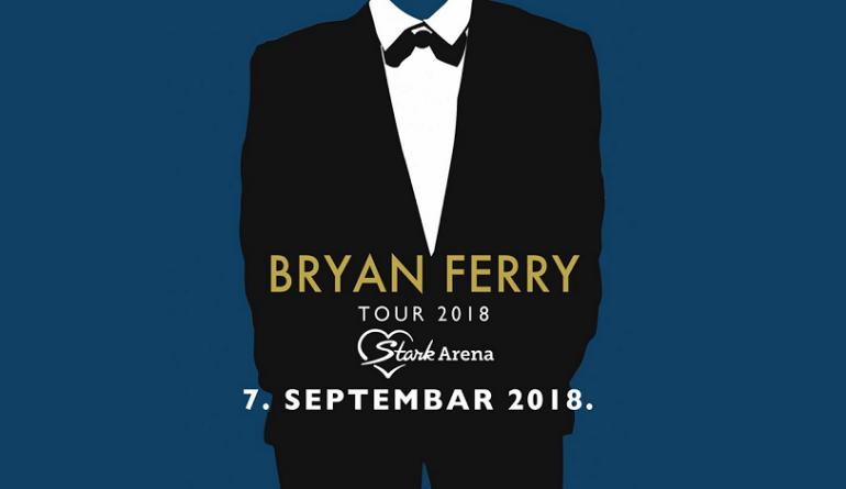 Brajan Feri 7. septembra u Štark Areni