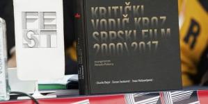 """Promocija knjige """"Kritički vodič kroz srpski film 2000-2017"""""""