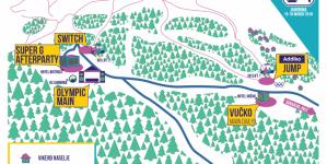 Ovako će izgledati prvi Festival 84: Danonoćni EXIT partiji na pet lokacija širom planine