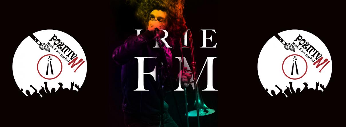 Irie FM na festivalu PozitivNI 1. juna