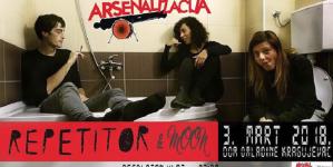 """Arsenalizacija"" počinje: Repetitor i MOON"