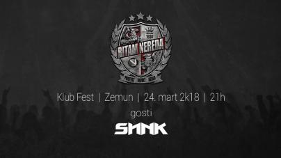 Ritam Nereda 24. marta u klubu Fest