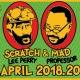 "Lee ""Scratch"" Perry i Mad Professor 1. aprila u Beogradu"