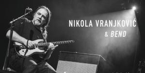 Koncert Nikole Vranjkovića 19. marta u Podgorici