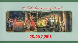 Jazz Festival Zelenkovac predstavio program 18. izdanja