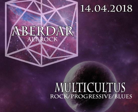 Aberdar i MultiCultus 14. aprila u banjalučkom City Pub-u