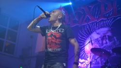The Exploited u Novom Sadu – Sex and violence