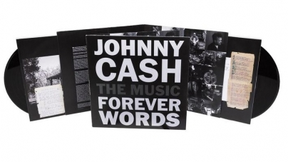 U prodaji je tribute album 'Johnny Cash: Forever Words The Music'