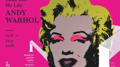U Zadru najavljena izložba 'Enter into My Life' – Andy Warhol