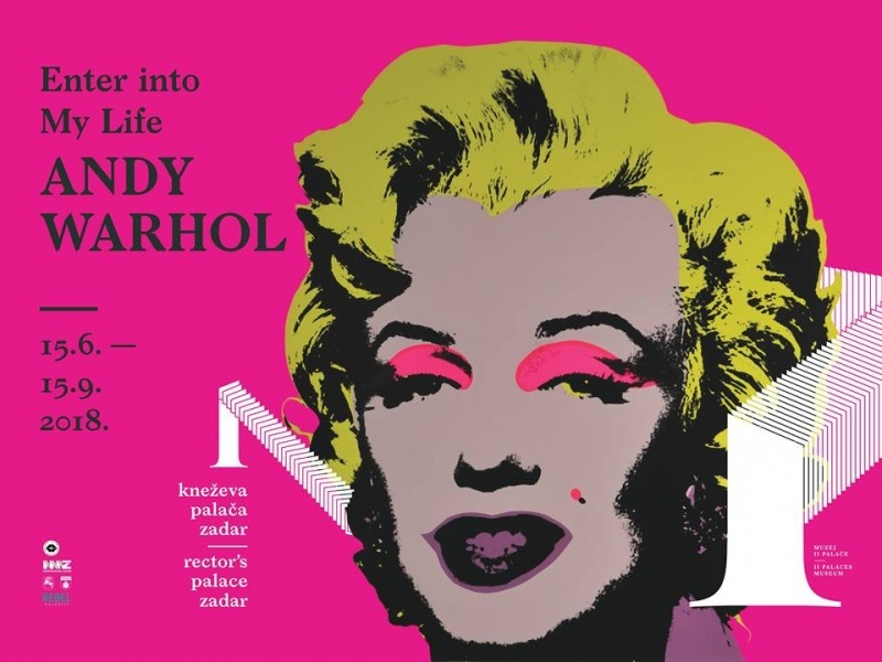 Izlozba Enter into My Life – Andy Warhol