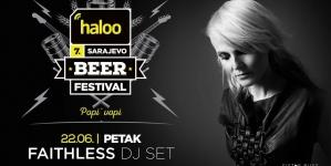 Faithless (Dj set) uz Sister Bliss stižu na haloo Sarajevo Beer Festival