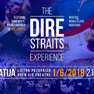 The Dire Straits Experience 1. lipnja u Opatiji