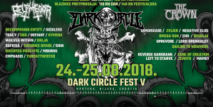 5. Dark Circle Fest 24. i 25. kolovoza