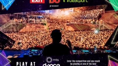 EXIT, DJ Mag, Beatport i Boris Brejcha biraju novu svetsku zvezdu mts Dance Arene