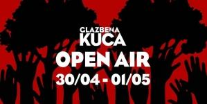 Open Air Festival Glazbene kuće 30. travnja i 1. svibnja