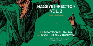 Eyehategod i Bison na Massive Infection Festivalu vol. 2 u Vintageu