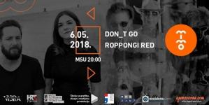 MIMO predstavlja don_t go i Roppongi Red