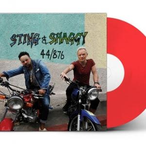 """Sting & Shaggy predstavili album """"44/876"""""""