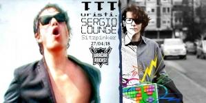 Turisti i Sergio Lounge sutra u Božidarcu
