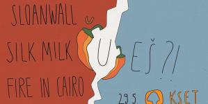 Čuješ?! finale u KSET-u: Fire In Cairo, Sloanwall i Silk Milk