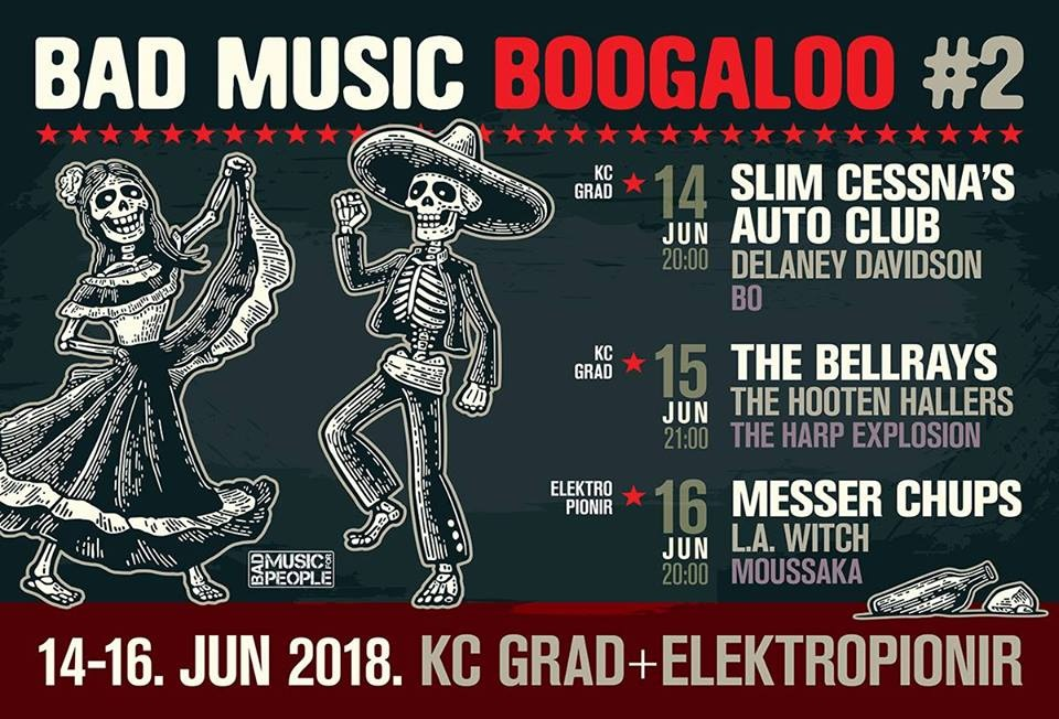 Bad Music Boogaloo #2