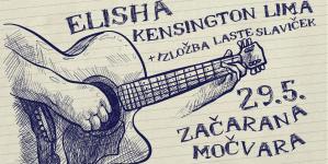 Začarana Močvara: Elisha & Kensington Lima