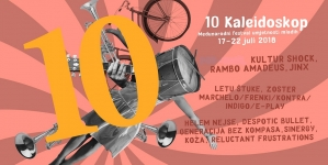 Jubilarni 10. Kaleidoskop Festival od 17. do 22. jula