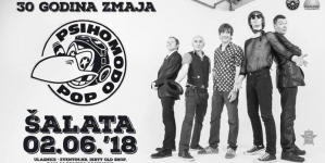 Psihomodo pop najavljuje goste velikog obljetničkog koncerta na Šalati