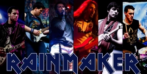 RAINMAKER (Iron Maiden Tribute) ove subote u Božidarcu
