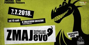 Novi zagrebački ljetni festival craft piva i muzike na otvorenom – Zmajevo 7.7. u Zmajskoj pivovari