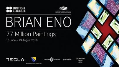 Historijski muzej BiH: U junu multimedijalna instalacija Briana Enoa
