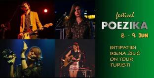 Osmo izdanje Festivala Poezika: Billie Joan i Hristina pobednice regionalnog konkursa za najbolje kantautore