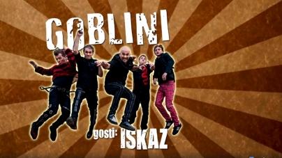 Goblini i Iskaz ovog vikenda u Pančevu i Kragujevcu