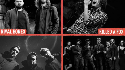 Rival Bones, Moskau, Killed A Fox i Rens Argoa pojačavaju lineup INmusica #13