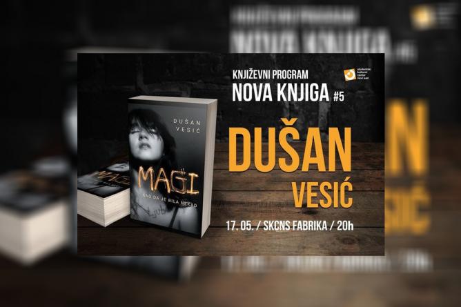 """Promocija knjige """"Magi – kao da je bila nekad"""" 17. maja u Novom Sadu"""