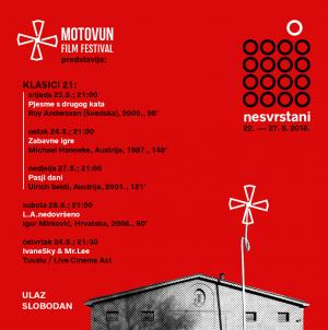 Nesvrstano kino – Motovun polijeće