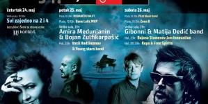 Valjevski džez festival od 24. do 26. maja