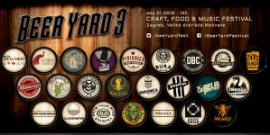 3. BeerYard festival 1. rujna u velikom dvorištu Jedinstva