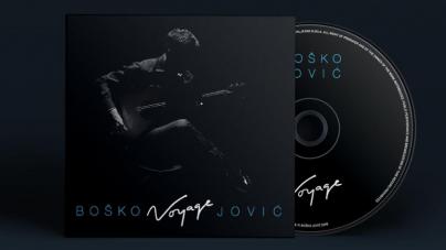 Gitarista Bosko Jović predstavlja video za autorsku kompoziciju 'Tango' koju je snimio sa harmonikašem Adisom Sirbubalom