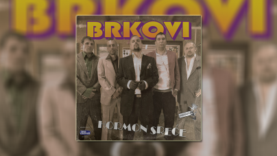 "Brkovi objavili novi album ""Hormon sreće"""