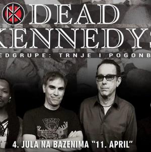Roga (Šaht) o koncertu Dead Kennedys: 'Ljudi, pankeri, ovo se ne propušta!'