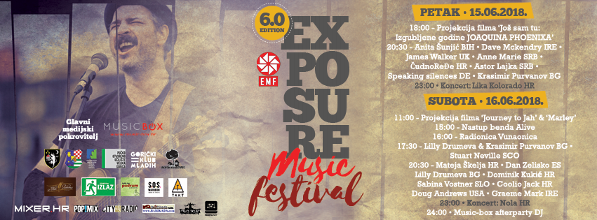 Exposure Music Festival