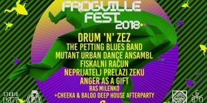 Frogville Fest 23. juna u Žablju